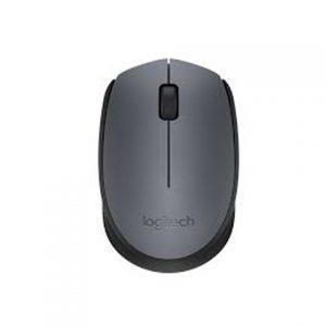 Mouse - LOGITECH Wireless Mouse M185 - Swift-Grey
