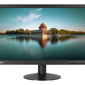 "Lenovo T2224d ThinkVision 21.5"" Wide Monitor -WLED 1920 x 1080 Input Connectors VGA + DP Cables Included VGA + DP Tilt /3 Years Warranty"