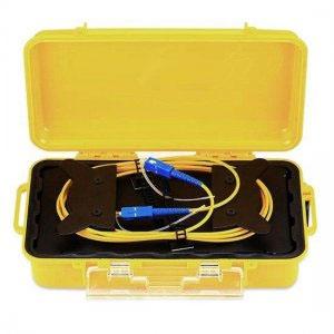 Fiber Optic OTDR Launch Cable Box