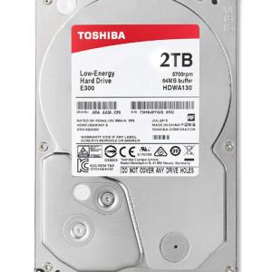 Toshiba 2 TB Surveillance Hard Disk