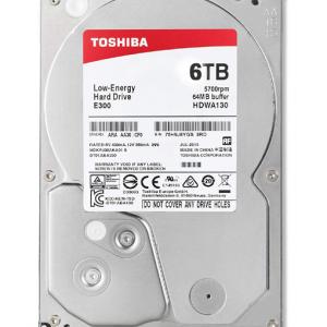 Toshiba 6 TB Surveillance Hard Disk