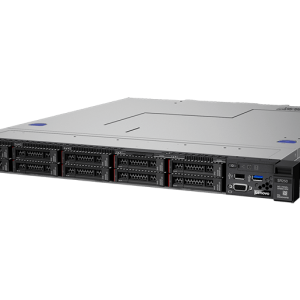 Entry Level ThinkSystems 1U Rack Server