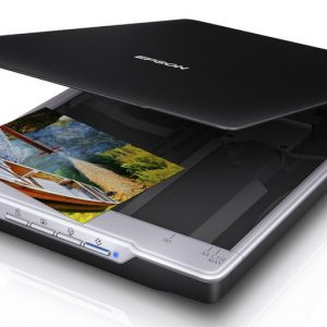 Epson V19 Photo and Document Scanner